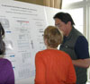 Poster session photo
